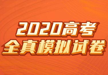 2020年高考全真模�M�卷