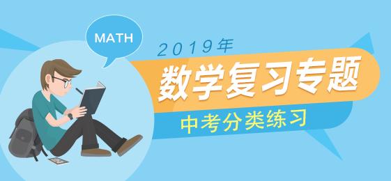 2019年中考数学复习专题分类练习