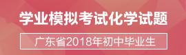 广东省2018年初中毕业生学业模拟考试化学试题