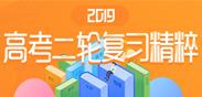 2019高考二輪復習精粹