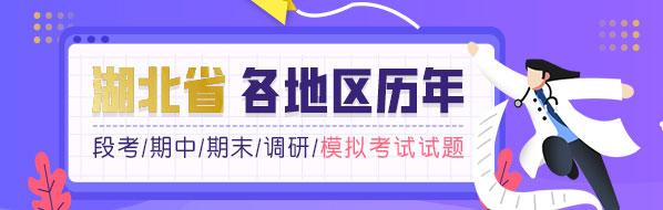 湖北(bei)省各(ge)地�^�v(li)年段考/期中/期末/�{研/模(mo)�M考���}(ti)