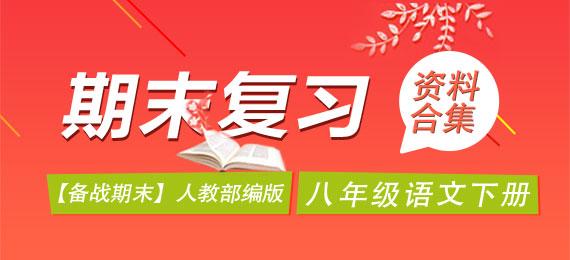 【备战期末】人教部编版八年级钱柜网站下册期末复习资料合集