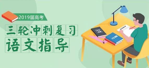 2019届高考语文三轮冲刺复习指导