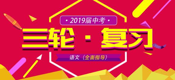2019届中考语文三轮复习全指导